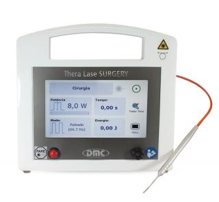 Equipamento de laser dmc thera lase surgery